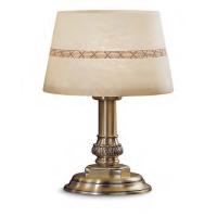 Настольная лампа Possoni Alabastro 2900/LG -034