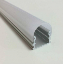 Профиль для светодиодной ленты Avelight 2М 21х21мм AV-SP264