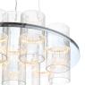 Подвесная светодиодная люстра ST Luce Biciere SL430.113.12