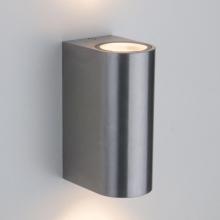 Уличный настенный светильник Elektrostandard 1703 Techno Pillar хром 4690389117145