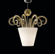 Подвесной светильник Barovier&Toso Old Quark 5659/080/IU/BB