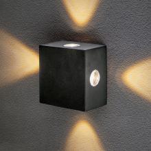 Уличный настенный светодиодный светильник Elektrostandard 1601 Techno LED Kvatra 4690389116414