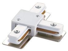 Соединитель для шинопроводов Т-образный (10578) Volpe UBX-Q121 K31 WHITE