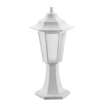 Уличный светильник Horoz Begonya-1 белый 400-020-116
