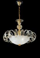 Люстра Vetri Lamp 997/65 Cristallo/Oro