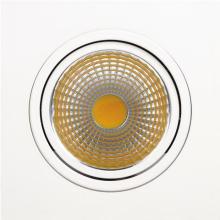 Встраиваемый светодиодный светильник Horoz 10W 2700К белый 016-022-0010 (HL6711L)