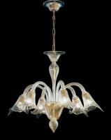 Люстра Vetri Lamp 982/6 Oro 24Kt