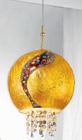 Подвесной светильник Kolarz Luna Kiss 0392.31M.3.Ki.Au+0392.SetM.ETGn