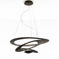 Подвесной светильник Artemide Pirce LED Black 1254030A