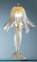 Настольная лампа Vetri Lamp 93/L28 Cristallo/Oro