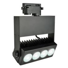 Трековый светодиодный светильник (UL-00002628) Uniel ULB-S41R-35W/NW Black