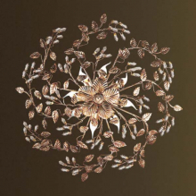 Потолочный светильник Renzo Del Ventisette «Fascino> PL 13207/8 SW DEC. 055