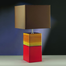 Настольная лампа Lui's Collection Alba LUI/ALBA ROUGE + LUI/LS1016