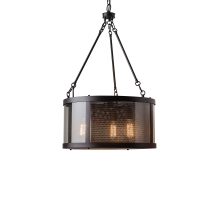 Уличный подвесной светильник Feiss Bluffton FE/BLUFFTON/3P