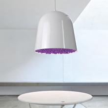 Подвесной светильник Flos Can Can White_violet F1554009