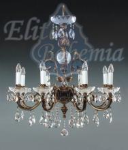 Люстра Elite Bohemia Metal varieties L 850/8/01 Pt