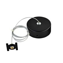 Комплект подвесной Donolux для магнитного шинопровода Suspension kit DLM/Black