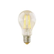 Лампа светодиодная филаментная диммируемая E27 8W 4000К прозрачная VG10-А1E27cold8W-FD 5490