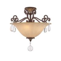 Потолочный светильник Savoy House Saint Laurence 6-3012-4-8