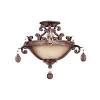 Потолочный светильник Savoy House Chastain 6-5314-3-8