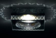 Встраиваемый светильник Donolux DL145CH/Black