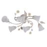 Потолочная люстра IDLamp Vaniglia 882/6PF-Whitepatina