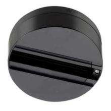 Чашка крепления адаптера к шинопроводу (UL-00002392) Uniel UBX-A81 Black 1 Polybag