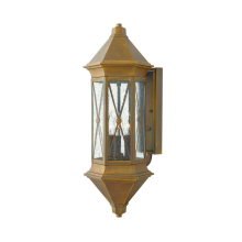 Уличный настенный светильник Hinkley Brighton HK/BRIGHTON1/L