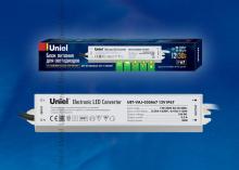 Блок питания для светодиодов Uniel (10587) 30W IP67 UET-VAJ-030A67