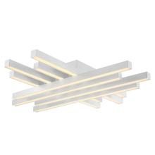 Потолочный светодиодный светильник Horoz Trend белый 019-009-0085