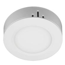 Потолочный светодиодный светильник (UL-00002945) Volpe ULM-Q240 12W/DW White