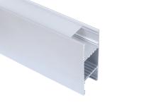 Накладной двусторонний алюминиевый профиль Donolux DL18514