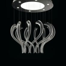 Подвесной светильник Barovier&Toso Swing 7323/CC
