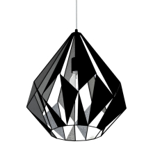Подвесной светильник Eglo Carlton 1 49879