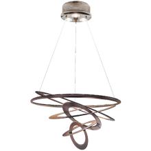 Подвесной светильник Masca Loop 1873/3S Corten