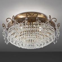 Потолочный светильник Masiero Classica Glasse PL8 G01 Cut crystal