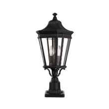 Садово-парковый фонарь Feiss Cotswold Lane FE/COTSLN3/M BK