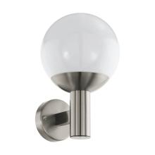 Уличный настенный светодиодный светильник Eglo Nisia-C 97247