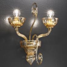 Бра Vetri Lamp 971/A2 Ambrato
