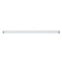 Потолочный светодиодный светильник (UL-00000452) Volpe ULO-Q141 AL60-18W/NW Silver