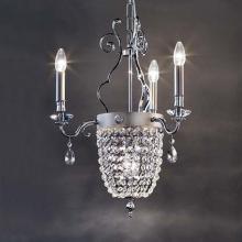 Люстра Masiero Classica Elegantia 3+1 G04-G06 Swarovski elements