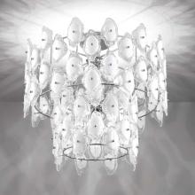 Потолочный светильник IDL Sofia 488/8PF Chrome+White