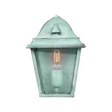 Уличный настенный светильник Elstead Lighting St. James ST JAMES VERDI