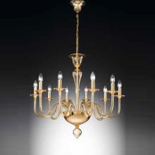 Люстра Vetri Lamp 1175/10 Ambrato