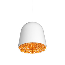 Подвесной светильник Flos Can Can White_amber F1553009