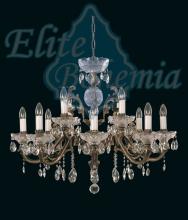 Люстра Elite Bohemia Metal varieties L 850/12/01 Pt
