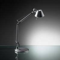 Настольная лампа Artemide Tolomeo LED alluminio A004800 + A004030