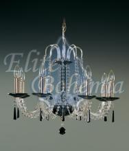 Люстра Elite Bohemia Light style L 210/8/03 N Black