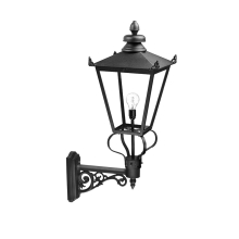 Уличный настенный светильник Elstead Lighting Wilmslow WSLB1 BLACK