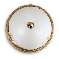 Настенно-потолочный светильник Possoni Fuori Dal Tempo 1831/PL -006